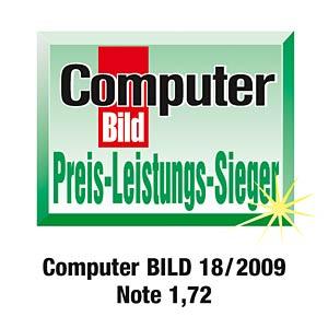 USB2 4-Port Hub 2.0 mit Netzteil DELOCK 61393
