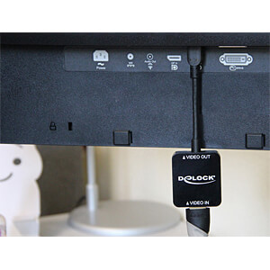 Delock Adapter HDMI-A Buchse > Displayport 1.2 Stecker DELOCK 62712