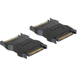 Poweradapter SATA Stecker auf SATA Stecker FREI