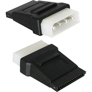 SATA HDD to 4-pin power adapter FREI