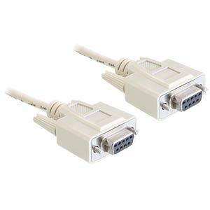 Cable serial  9 Pin, Bu/Bu, 3m DELOCK 84169