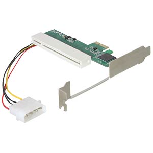 Adapter PCIe x1 > PCI DELOCK 89223