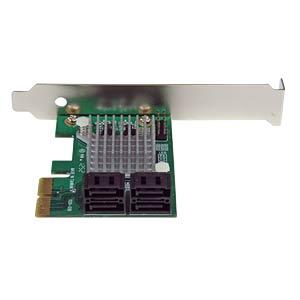 4 Port SATA RAID PCI Express Karte STARTECH.COM PEXSAT34RH