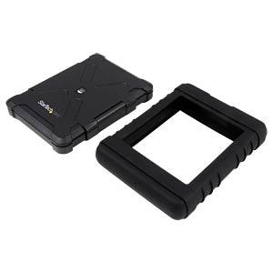 externes 2.5 SATA HDD/SSD Gehäuse, USB 3.0 micro B STARTECH.COM S251BRU33