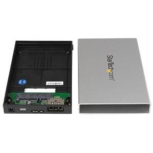 externes 2.5 SATA HDD/SSD Gehäuse, USB 3.0 micro B/eSATA STARTECH.COM S251SMU33EP