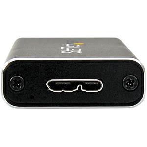 externes M.2 Gehäuse, USB 3.0 micro B STARTECH.COM SM2NGFFMBU33