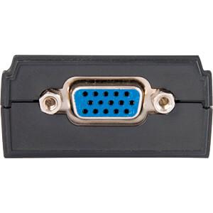 DVI auf VGA Konverter / Adapter STARTECH.COM DVI2VGACON