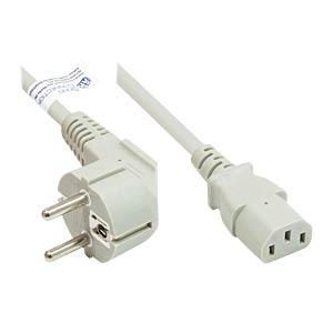 GC P0130-GR010 - Netzkabel Typ E+F CEE 7/7 auf C13