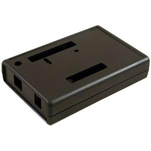 Gehäuse für Arduino Uno, schwarz HAMMOND MANUFACTURING 1593HAMUNOBK