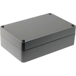 Alugehäuse, 125 x 40 x 80 mm, hellgrau, IP65 RND COMPONENTS RND 455-00403