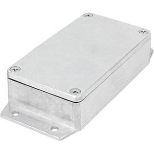 Alugehäuse, 115 x 30 x 65 mm, silber, IP65 RND COMPONENTS RND 455-00416