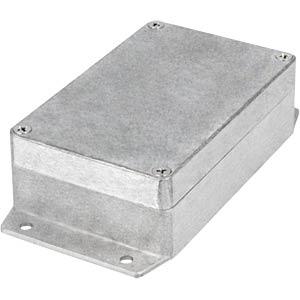 RND 455-00423 - Aluminium-Gehäuse - 125 x 80 x 40, aluminium