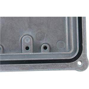 boîtier en aluminium, 100 x 151 x 252 mm, noir RND COMPONENTS RND 455-00627