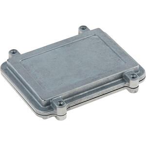 Alugehäuse, 30 x 90 x 130 mm, aluminium RND COMPONENTS RND 455-00595