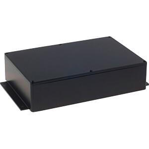 Alugehäuse, 48,9 x 142 x 218,6 mm, schwarz RND COMPONENTS RND 455-00828