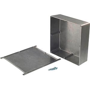 Alugehäuse, 62,5 x 185,7 x 185,7 mm, aluminium RND COMPONENTS RND 455-00876