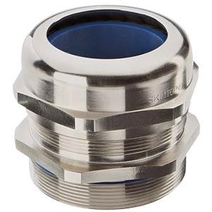 Kabelverschraubung, M 50 x 1,5, Ø 19 - 28 mm, silber, IP68 LAPPKABEL 53113560