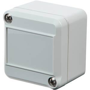 Polycarbonat-Gehäuse, IP65, 52x 50x 37mm BOPLA 62205200