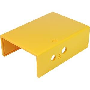 Gehäuse für Banana PI M1, Oberteil, gelb CAMDENBOSS CBDBBP-AA-YEL