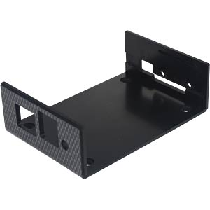 Banana Pi housing, lower part, carbon CAMDENBOSS CBDBBP-BA-CAR