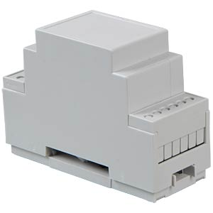 Standard DIN rail housing as a kit, size 2 CAMDENBOSS CNMB/2/KIT