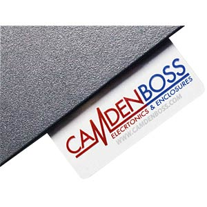 Camrack QX, 6 HE, D421, orange CAMDENBOSS CQX064213
