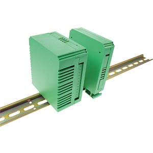 Vertical DIN rail housing, 45 mm CAMDENBOSS CVB450/KIT