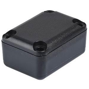 Kunststoffgehäuse 5er-Pack - 26x18x13 mm, sw RND COMPONENTS RND 455-00031