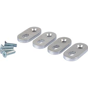 Wall mounting kit RND COMPONENTS RND 455-00043
