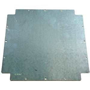 Mounting plate for CombiBox 3 ROSE 02.01 99 12