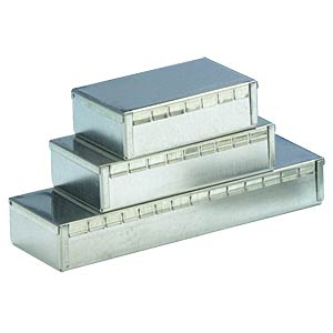 Metal shielding housing 83x68x28 mm TEKO 392.16