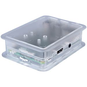Case designed Raspberry Pi B+, 2 & 3, tr TEKO TEK-BERRY+.0