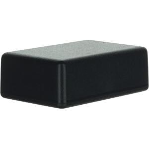 Enclosure SMART ABS, 57 x 38 x 20 mm, black TEKO SR01.9