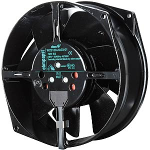 Axial fan, 230VAC, Ø150 x 172 x 55 mm, rpm: 2800 EBM-PAPST 7855ES