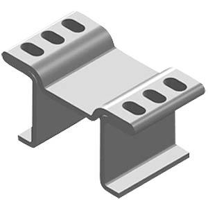 Kupferkühlkörper für LF PAK, 15x8x8mm FISCHER ELEKTRONIK 10035047