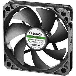 Fan 60x60x15mm/12V/0.052A SUNON HA60151V4-000U-999