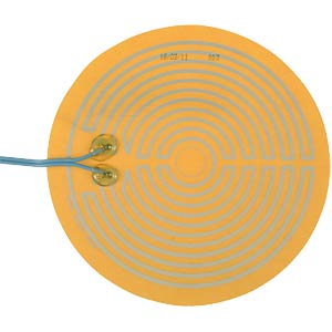 Heizfolie,12V,14W,174 mm, rund, einzeln THERMO FLÄCHENHEIZUNGSSYSTEME 2115263