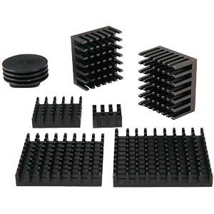 FISCHER SMD heat sink BOX, 129 piece FISCHER ELEKTRONIK 10037148