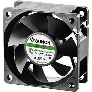 Fan 60x60x25mm/12V/0.125A SUNON MB60251V1-0000-999