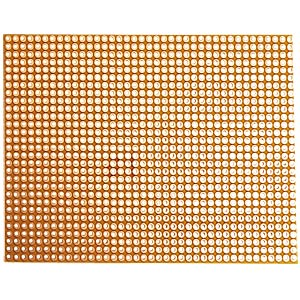 Breadboard, laminated paper, 500x100 mm FREI