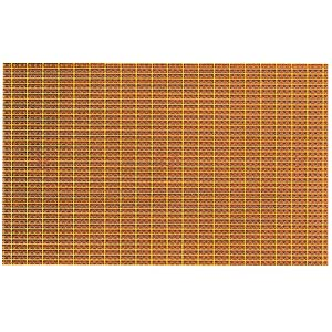 Dot-strip matrix PCB Laminated paper, 160x100 mm RADEMACHER