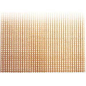 Strip matrix PCB, laminated paper, 50x100 mm RADEMACHER