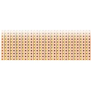 Strip matrix PCB, laminated paper, 160x100 mm FREI