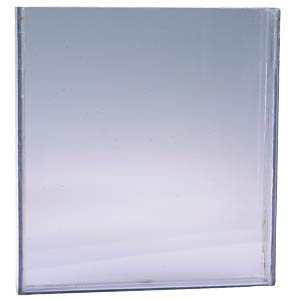 Replacement acrylic cuvette for etcher 2 PROMA 149 117 2000