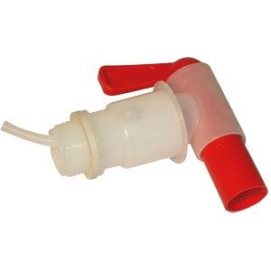 Drain valve for spray etcher PROMA 411199