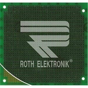 Metriclab FR4, spacing 2.00 mm ROTH-ELEKTRONIK RE130-LF