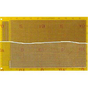 HF Euro board, epoxy, tin-plated, 160 x 100 mm ROTH-ELEKTRONIK RE201-LFDS