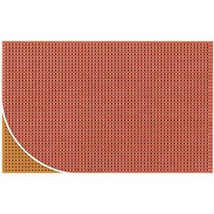 Prototyping board FR2 RM 2.50mm, strips ROTH-ELEKTRONIK RE500-HP