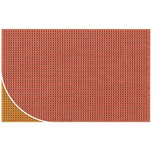 Laborkarte FR2 RM 2,50 mm Streifen ROTH-ELEKTRONIK RE500-HP