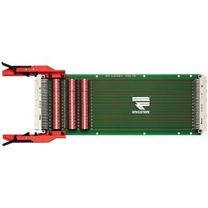 "19"" test adapter 96-pin micro switch ROTH-ELEKTRONIK RE960C96/2LF"